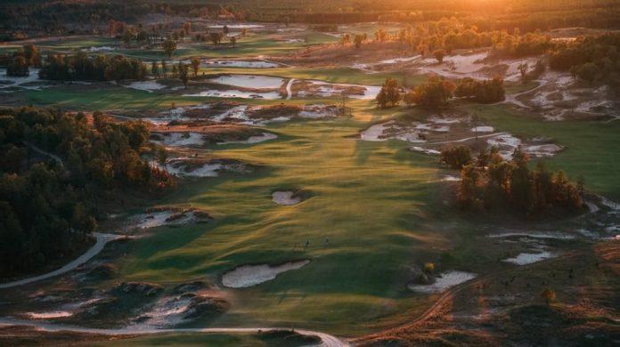 Sand Valley ist Amerikas neuestes verstecktes Juwel