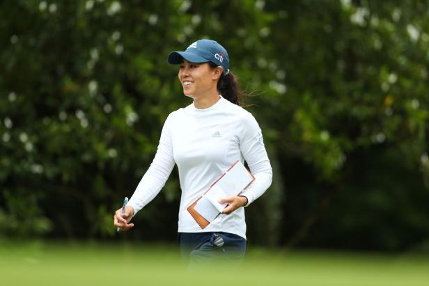 2021 KPMG Women's PGA: Butch Harmon helps Danielle Kang with her mind as well as with her swing |  Golf news and tour information