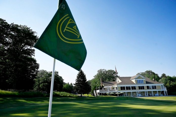 Future PGA stars will be seen at the Falmouth Country Club
