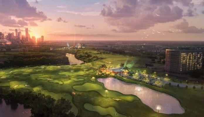 EaDo waterfront development trumps new golf course and restaurant