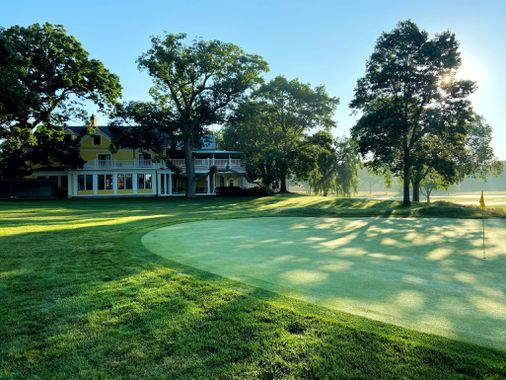 Next up on the tee for the US Open: The Country Club of Brookline