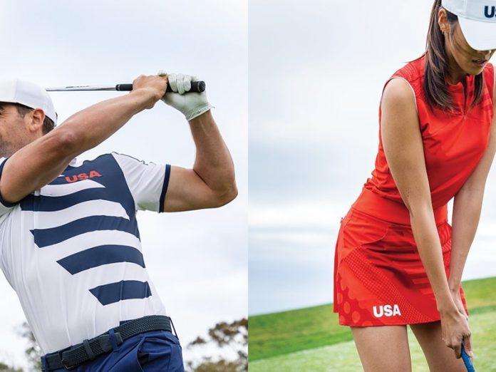 Official USA GOLF uniforms unveiled