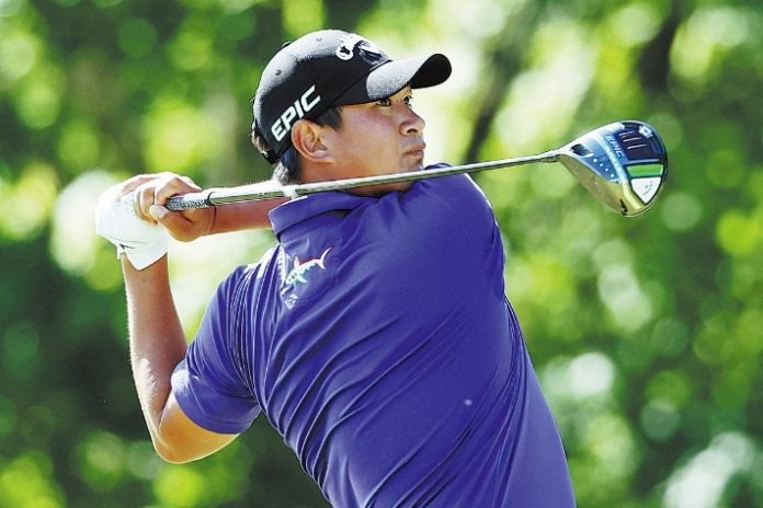 Yuan puts PGA ambitions for Olympic duty on hold