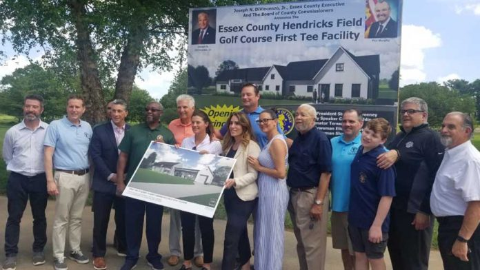 County Partners with First Tee to Offer Programs at Belleville Field - Essex News Daily
