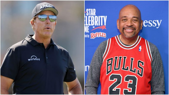 How Phil Mickelson's PGA win inspired ESPN's Mike Wilbon