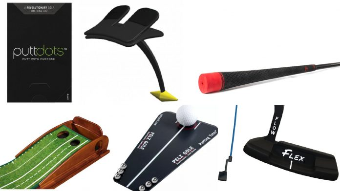 13 Great Golf Training Aids To Buy This Christmas Season
