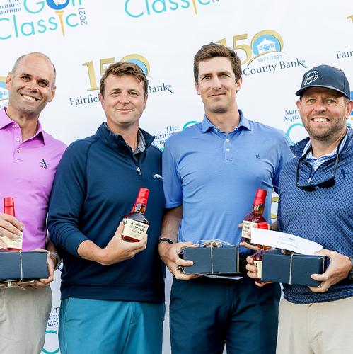 10th Annual Golf Classic at Darien's Wee Burn raises $ 185,000 for the Maritime Aquarium