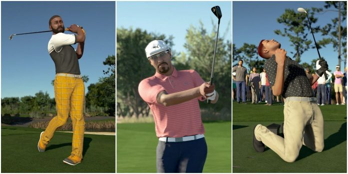 PGA2K21: The 10 best clubs for your golf bag, ranking list