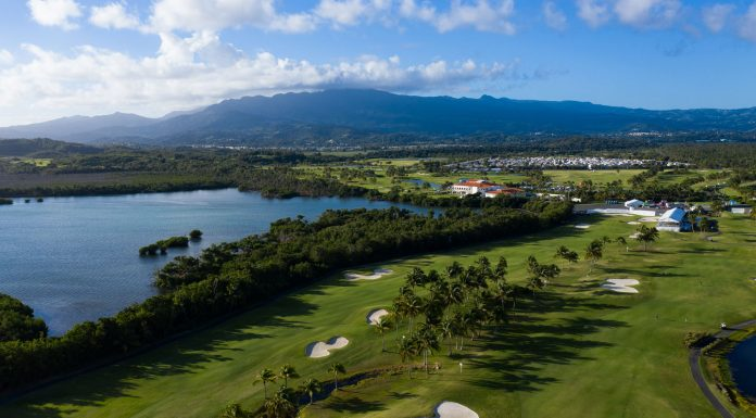 Explore Puerto Rico for a winter golf vacation vacation