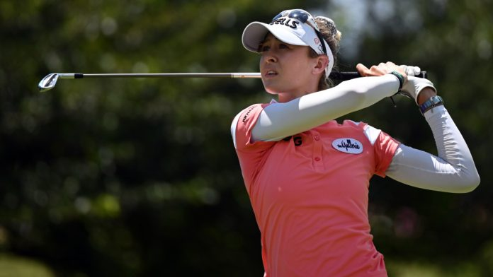 Nelly Korda and Lizette Salas will fight on Sunday