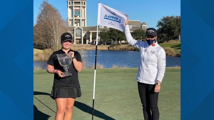 Talented McKinney teenager makes LPGA debut
