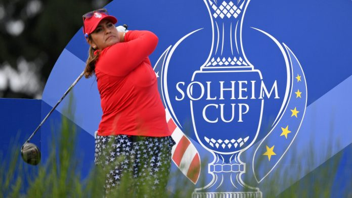America's best attend Solheim Cup training ahead of the LPGA stop