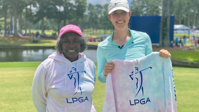A Hoodie With Sense LPGA Hoodie For Golf Campaign Update |  LPGA