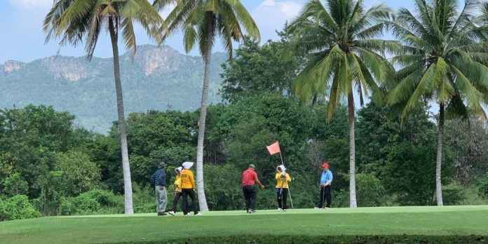 Thailand attracts golf enthusiasts with