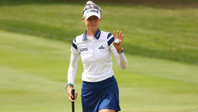 Sprint to the goal |  LPGA