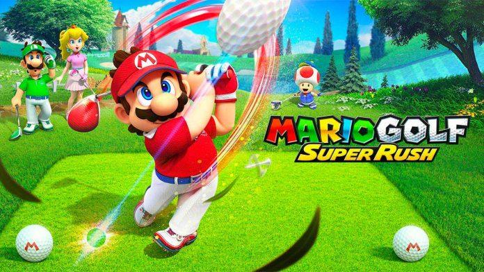 Mario Golf Super Rush Review: Auf Augenhöhe bleiben