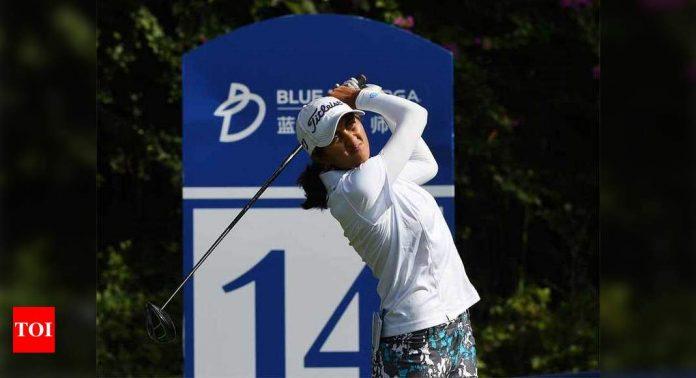 Aditi Ashok cuts on LPGA    Golf news