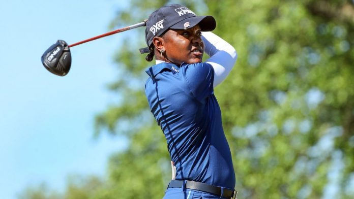 Mariah Stackhouse from LPGA on the importance of visibility and representation in golf