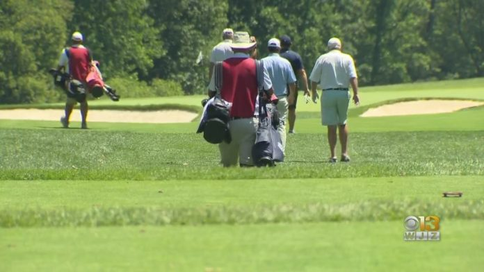 PGA Tour returns to Baltimore County for the first time in 59 years - CBS Baltimore