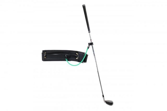 Golf training aids and apparel are sold year round