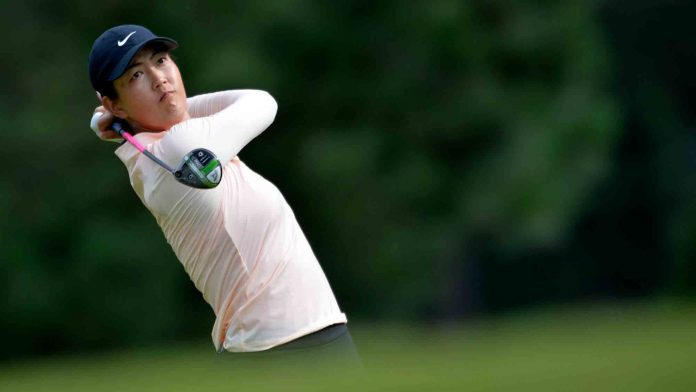How West to Play the Weekend    LPGA