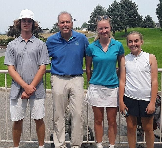 7 Bulldogs compete in the Inland Empire PGA Pro-Junior