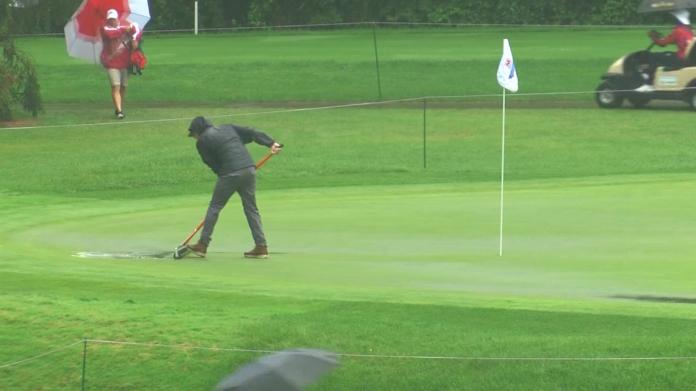 While Marathon LPGA Classic ends early due to rain, Solheim Cup begins soon