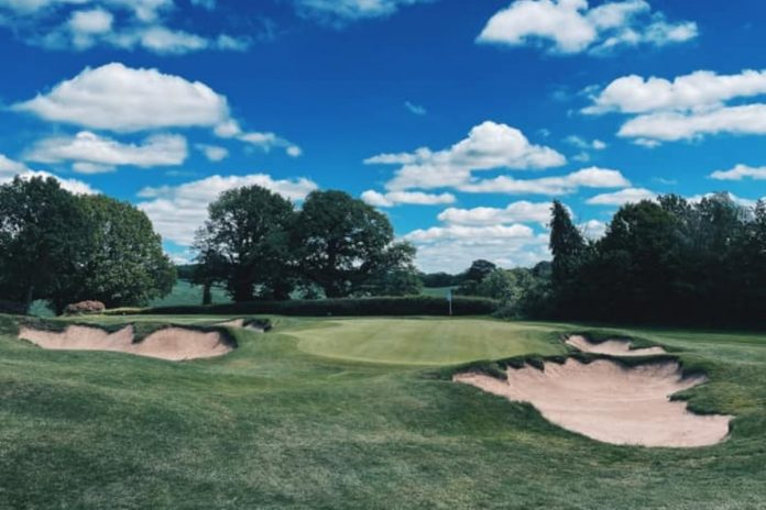 Worcestershire's five best golf courses