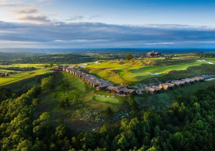 The latest in luxury golf resort accommodations are perfect for a Tiger Woods golf vacation