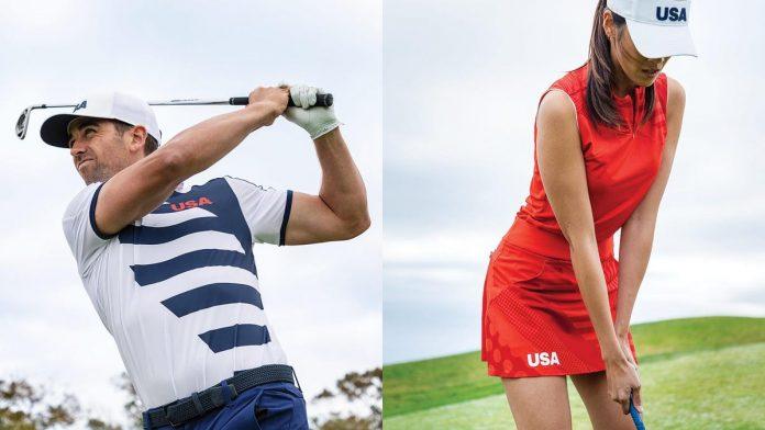 USA Golf unveils uniforms for Tokyo Olympics