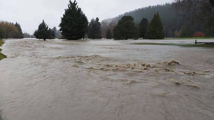 Then and now: The remarkable resurrection of the Hororata Golf Club, destroyed by the flood