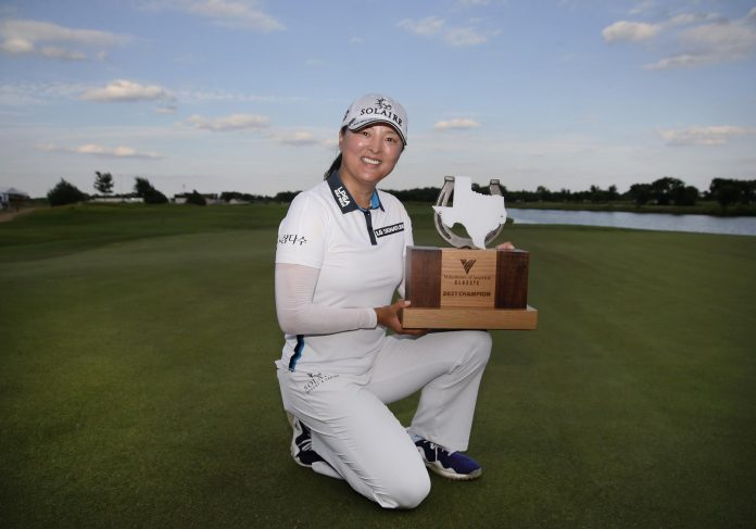 Jin Young Ko wins on LPGA a week after losing # 1 placement