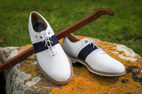 STYLE: FootJoy x Harris Tweed Hebrides Partner to Release Special Edition 'Black Watch Packard' Premiere's