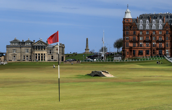 The EA Sports PGA Tour will have a legendary Old Course at St Andrews Links and the Open Championship