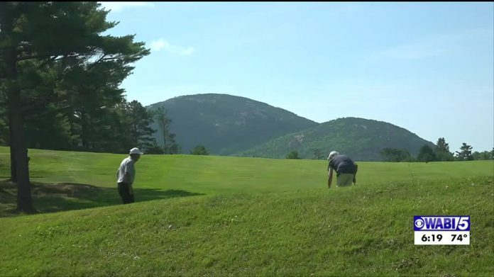 Kebo Valley Golf Club prepares for the Maine amateur tournament