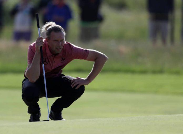 Expert PGA DFS Picks fantasy golf DraftKings FanDuel British Open Championship Marcel Siem Dustin Johnson Collin Morikawa