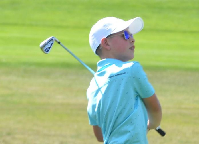 Quinton finishes second in the PGA sponsored golf tournament in Redmond |  Sports
