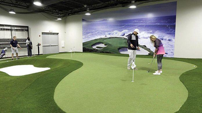 Family golf & learning center    Webster Kirkwood Times