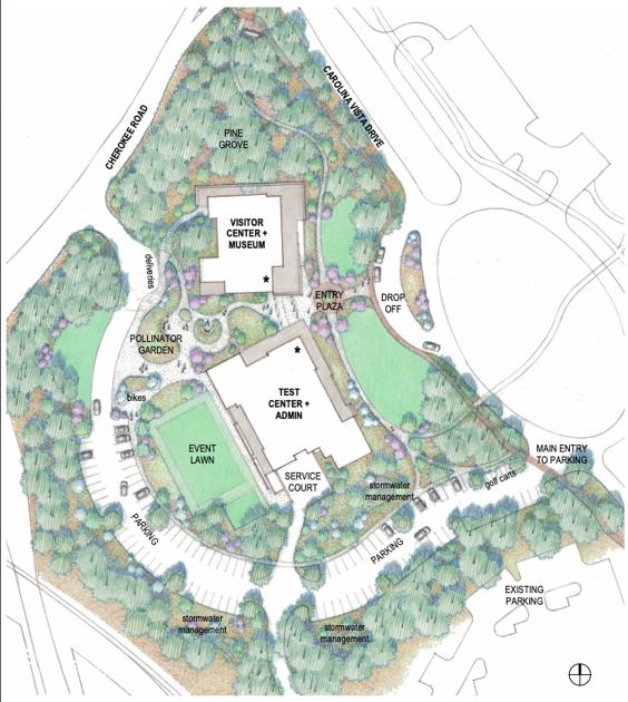 Pinehurst Planners OK USGA Proposal    news