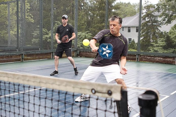 Pickleball finally conquers the Fox Meadow Tennis Club    Top stories