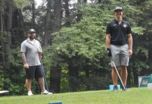 Golfing with Wynn: A three-way tie-breaker on Tuesday and a situation to repeat from Thursday in this week's men's league!  |