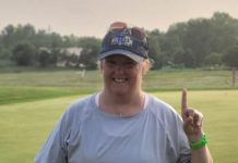 Jepsen sinks first career hole-in-one |  Sports