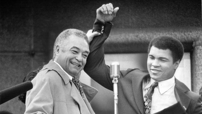 When Mayor Coleman Young incorporated the Detroit Golf Club