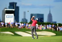 PGA TOUR's best players return to New Jersey to showcase world-class athletics at Liberty National Golf Club