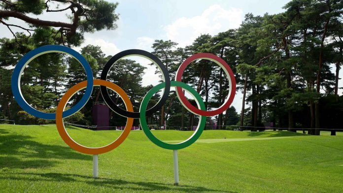 The Olympics are going to be very strange for professional golfers, and that's a good thing