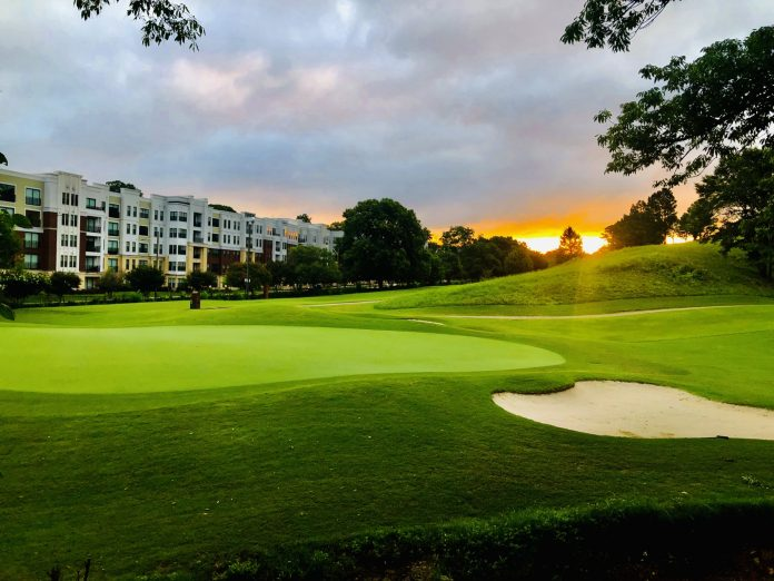 GOLF Magazine names Highland Park Golf Course one of its 30 best urban golf courses in the United States