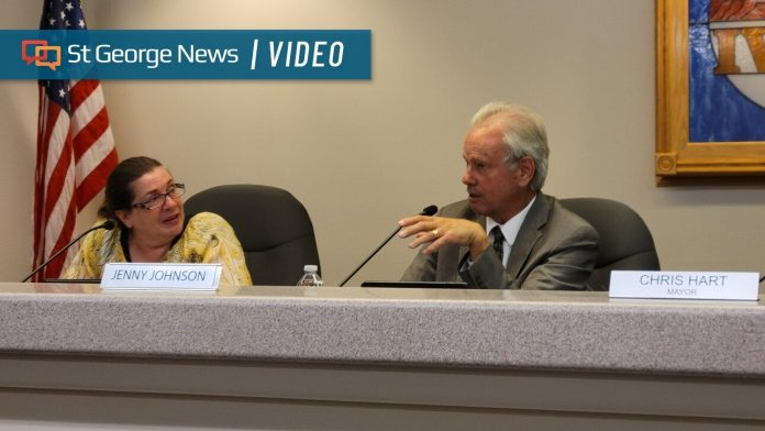 Ivins City Council narrowly clears the creation of a bond in support of Black Desert Resort - St George News