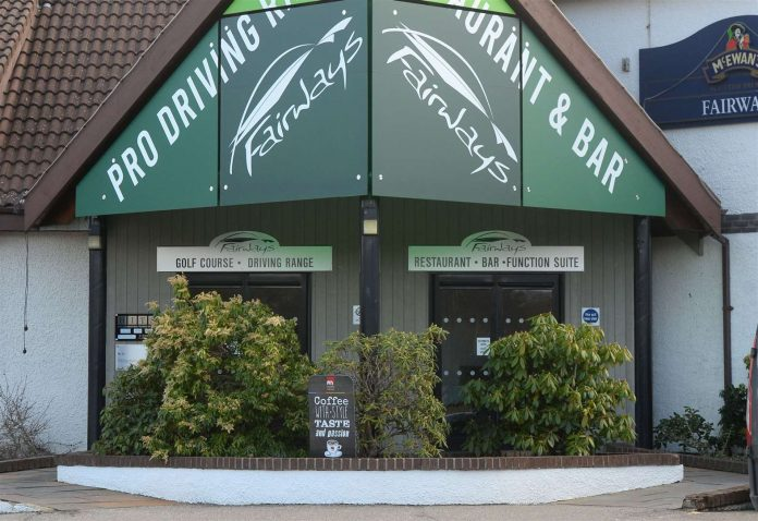 The Fairways Golf Center and Restaurant in the Highlands closed its restaurant, sports bar and driving range until Saturday after employees tested positive for coronavirus
