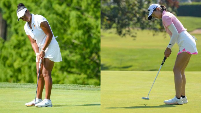 The US Girls' Juniors final was not close, but profoundly meaningful