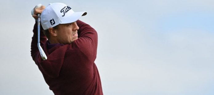 The Open: What to do is Justin Thomas' hoodie and ...